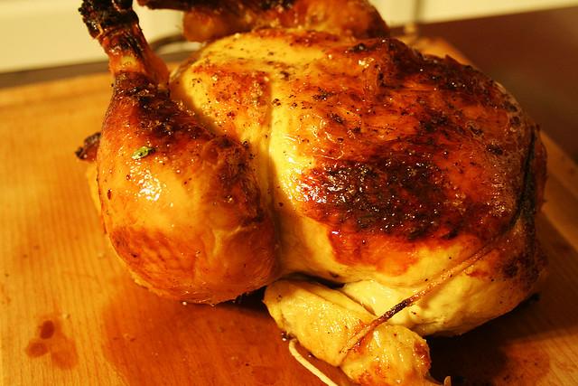 How Not to Screw Up Roast Chicken