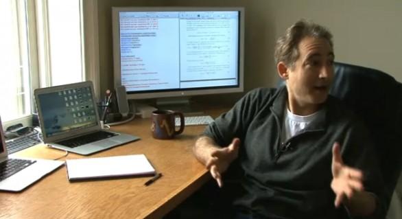 Classy Quickie :: Brian Greene's Desktop